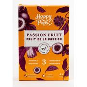 Passion Fruit Popsicles