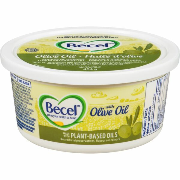 Becel - Margarine - with Olive Oil