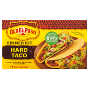 Old El Paso - Hard Taco Dinner Kit