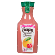 Simply - Lemonade with Raspberry