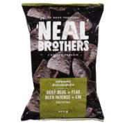 Neal Brothers - Tortillas - Deep Blue + Flax - Organic