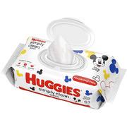 Huggies Simply Clean Fragrance Free Baby Wipes
