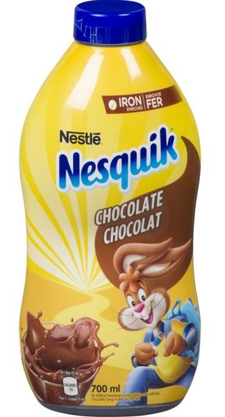 Nesquik - Chocolate Syrup