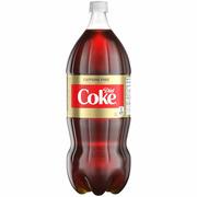 Coke - Diet - Caffeine Free