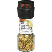 Club House Grinder- Lemon and Pepper