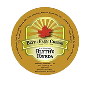 Golden Blyth's - Eweda Sheep's Milk Cheese Wedge