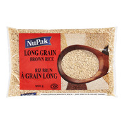 Nupak - Long Grain Brown Rice