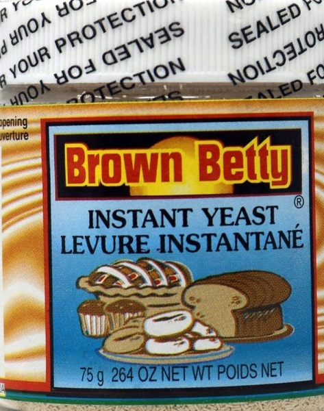 Brown Betty - Instant Yeast