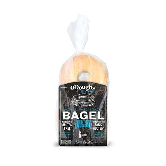 O'Doughs - Original Thin Bagels