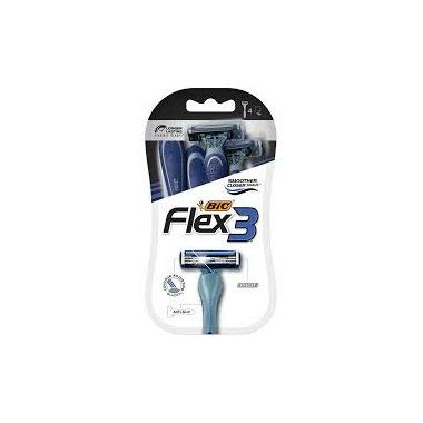 Bic Flex 3 Triple Blade Disposable Razor