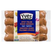 Yves Veggie Sausages Spicy Italian