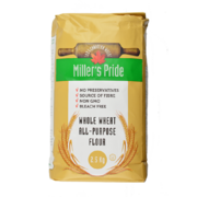 Miller's Pride - Whole Wheat - All-Purpose Flour