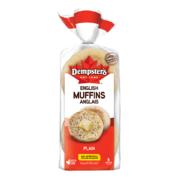 Dempster's - English Muffin - Plain