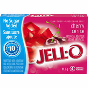 Jell-O - Cherry Powder