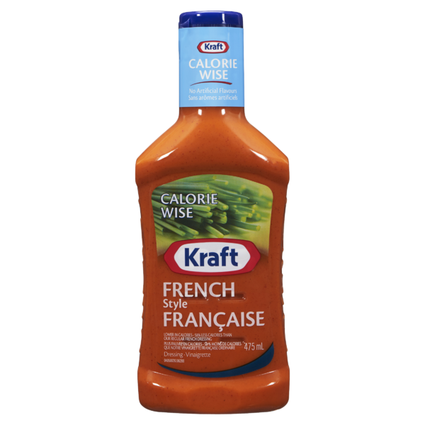 Kraft Salad Dressing - Calorie Wise French