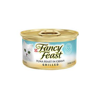 Fancy Feast - GRILLED Tuna