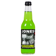 Jones - Cane Sugar Soda - Green Apple