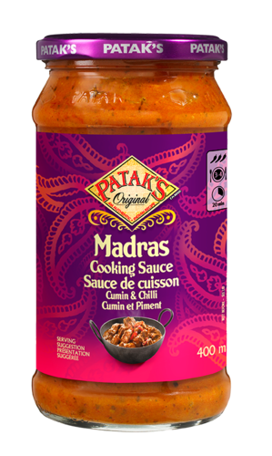 Patak's Original - Madras