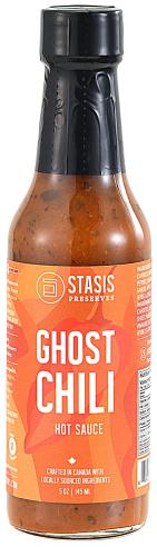Ontario Ghost Chili - Hot Sauce