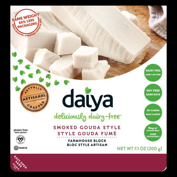 Daiya Gouda - Smoked Style Block