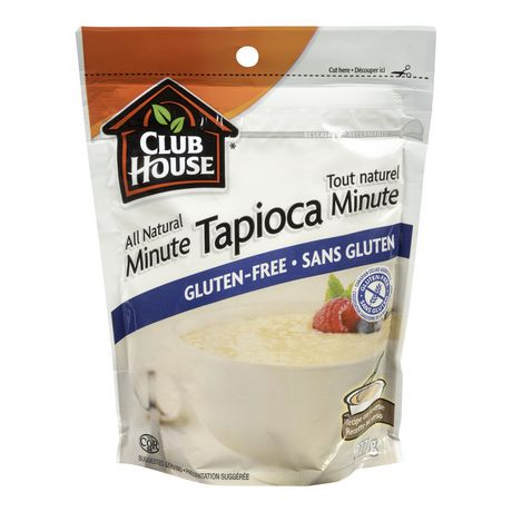 Club House - Minute Tapioca