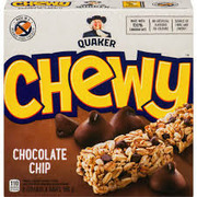 Quaker - Chewy Chocolate Chip