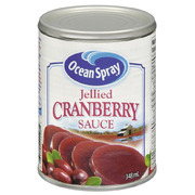 Ocean Spray - Cranberry Sauce - Jellied