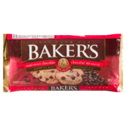 Bakers - Semi Sweet Chocolate Chips