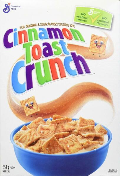 General Mills - Cinnamon Toast Crunch