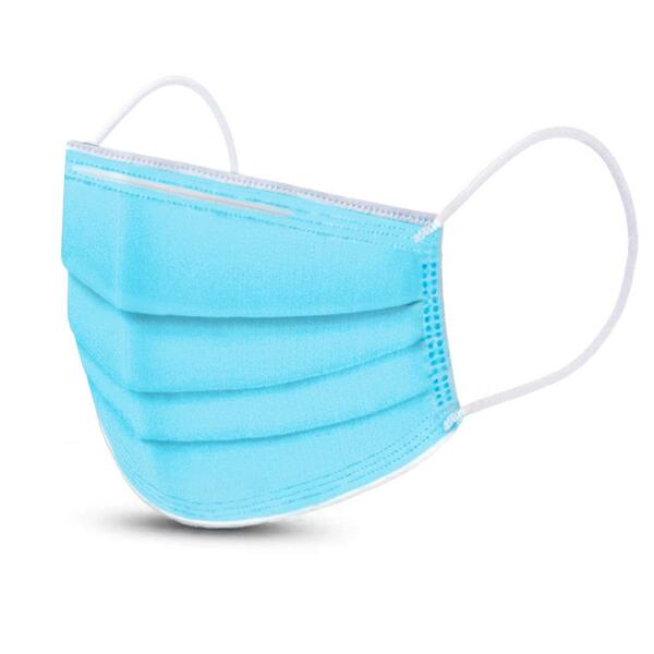 Disposable Face Mask - 175 mm x 95 mm - 5 Pack
