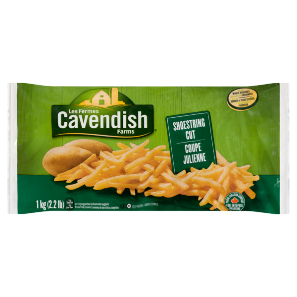 Cavendish - Farm Classic Shoestring Fries