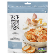 ACE - Mini Crisps Roasted Garlic
