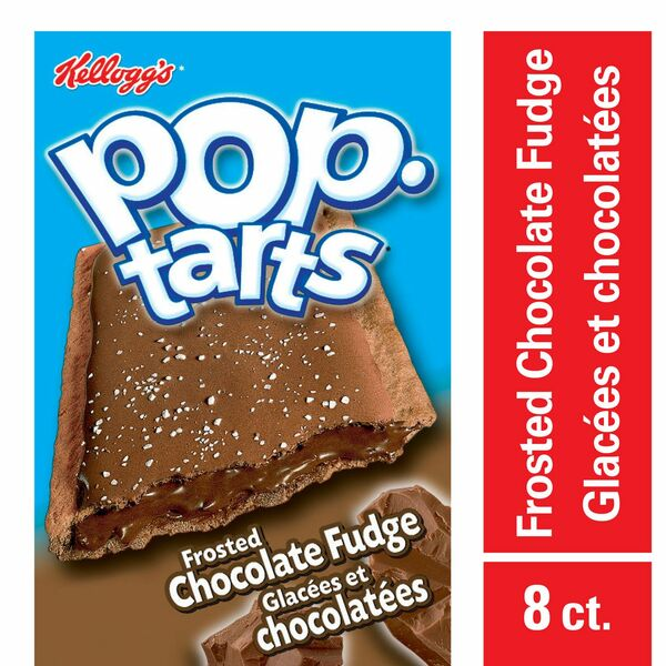 Pop Tarts - Frosted Chocolate Fudge