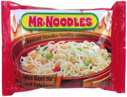 Mr. Noodles - Instant Noodles