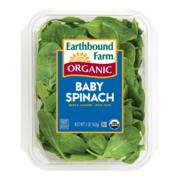 Earthbound Farm Organic - Baby Spinach