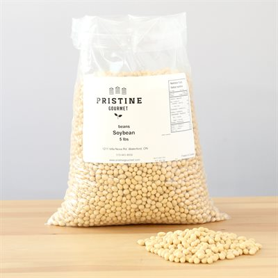Dried Soybeans