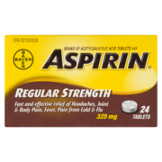 Aspirin - Original Strength