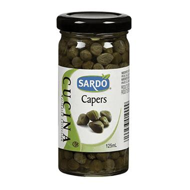 Sardo Capers