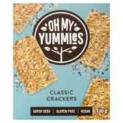 Oh My Yummies - Crackers - Classic - Vegan