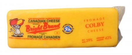 Cheese - Colby - Canadian