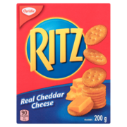 Christie Ritz Real Cheddar Cheese