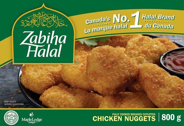 Zabiha Halal - Chicken Nugget