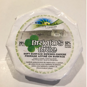 Brigio's Brie - Soft Surface Ripened Cheese - Wheel Pack