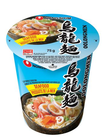 Nongshim - Oolongmen - Seafood
