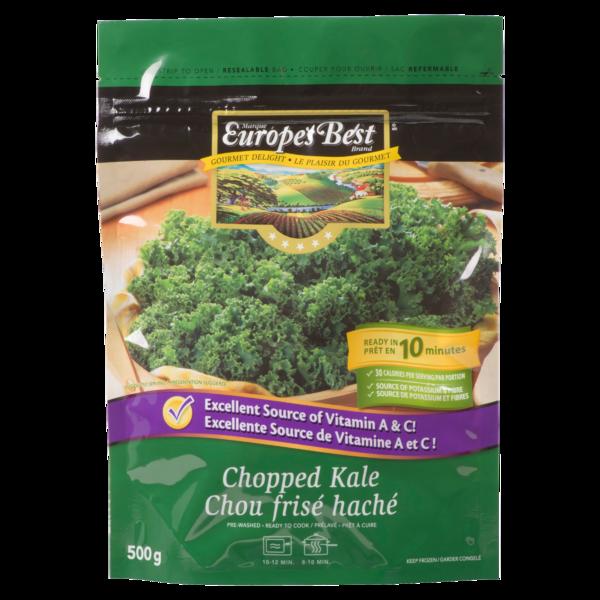 Europes Best - Chopped Kale