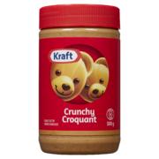 Kraft Peanut Butter - Crunchy