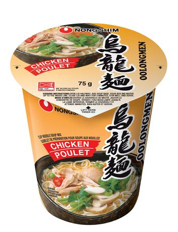 Nongshim - Oolong Men - Chicken Flavour
