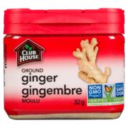 Club House - Ginger Ground Tin