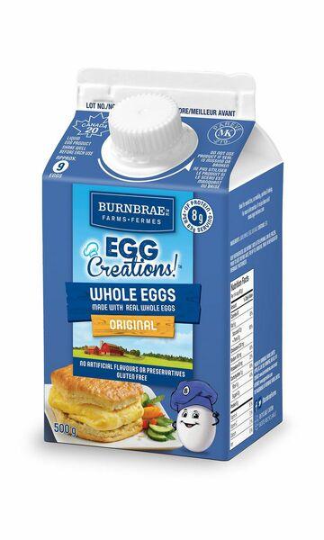 Egg Creations Original Liquid Egg Product