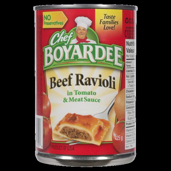 Chef Boyardee - Beef Ravioli
